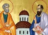29 iunie-ziua în care Sfinţii Apotostoli Petru şi Pavel au murit din lipsă de toleranţă
