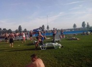 La Mioveni, Intrare gratuita la strand