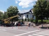 Din ordin de viceprimar – Stâlpul nimǎnui din centrul oraşului, a fost tǎiat