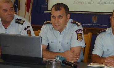 Bogdan Olar este inspector şef al ISU Argeş