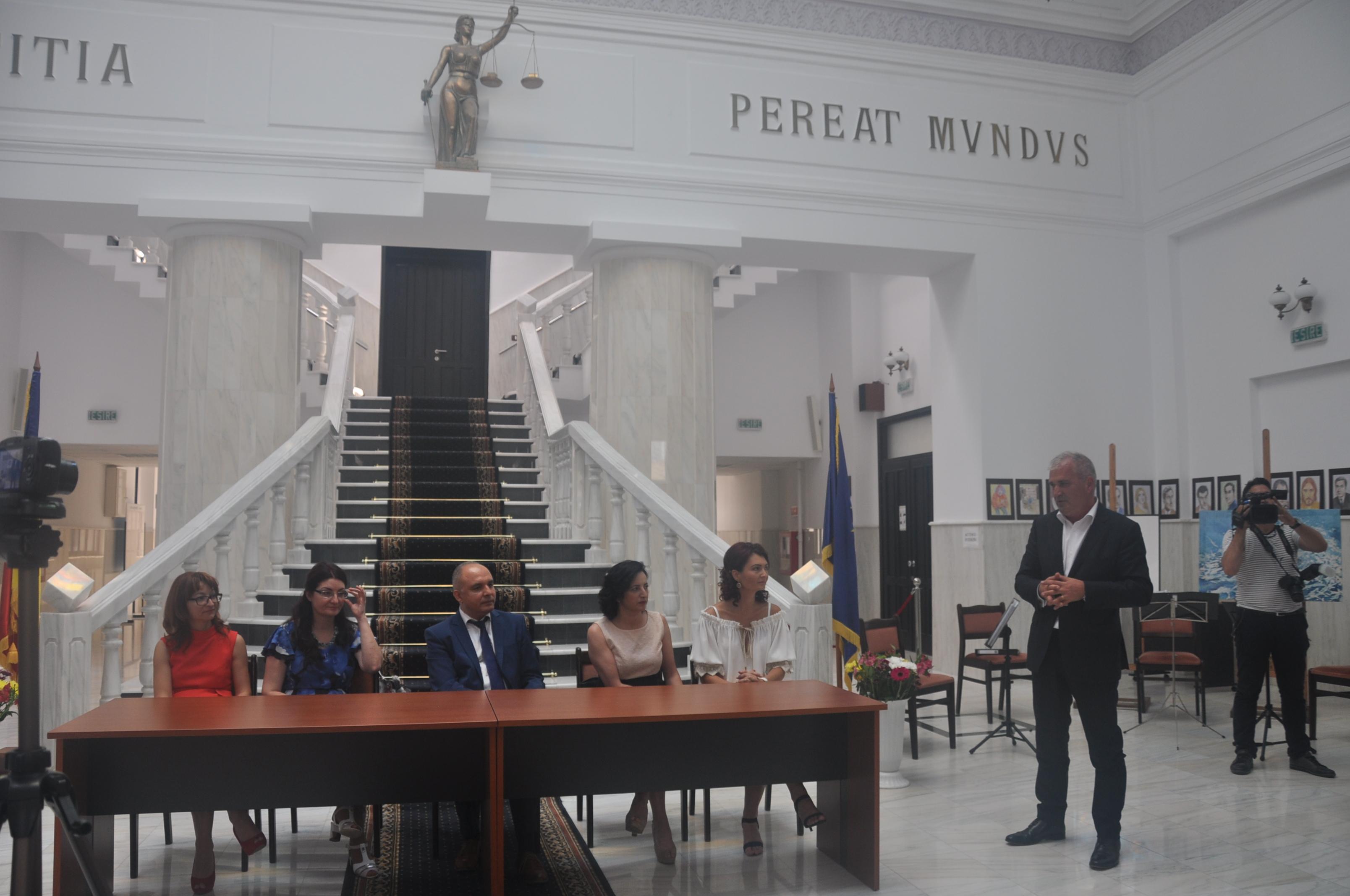 Avem o Zi a Justiţiei stabilită prin lege. Află ce rol au jucat argeşenii în evoluţia Justiţiei româneşti