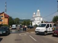 Un cartier intreg fara apa - Ieri s-a reparat avaria, azi se schimba bransamentul