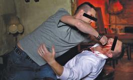 Barbati AUDIATI de politie - S-au BATUT la un botez