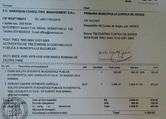 IAR V-A PROSTIT ! Cum cheltuie Primaria lui Panţurescu mii de euro pe sejururi la Mamaia