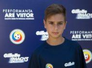 Madalin Crivat, fotbalistul din Arges care pleaca la Barcelona