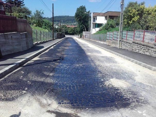 Majoritatea a decis – Istoria nu se pastreaza, strada Norocea se asfalteaza