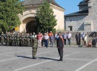 GALERIE FOTO! Ceremonii militare la Curtea de Arges