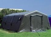 Armata va monta zeci de corturi de campanie la strandul abandonat