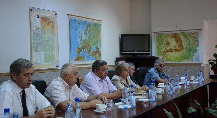 Primarii din zonele Campulung si Curtea de Arges s-au intalnit cu presedintele CJ Arges