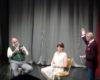 Un spectacol excepțional și o primire călduroasă la teatrul Alexandru Davila din Pitești