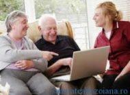 Mediul virtual atrage  seniorii argeşeni.