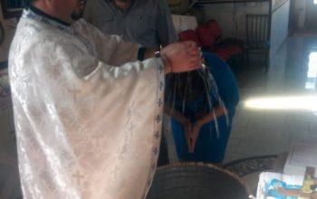 Tanara din Mioveni - Acum a fost botezata iar anul viitor se marita