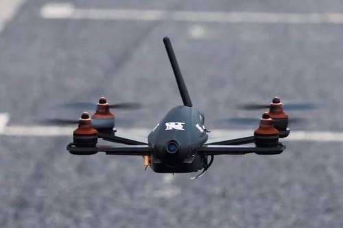 ATENTIE SOFERI! Dronele radar vor survola Argesul