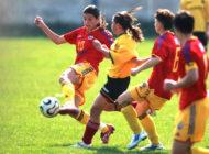Baschet, volei, handbal şi fotbal feminin în şcolile argeşene