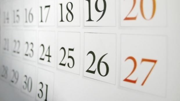 Minivacanţǎ sǎptǎmâna viitoare – Luni şi marţi liber