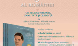Lansare de carte la Piteşti - Mihai I al Romaniei de Adrian Cioroianu si Mihaela Simina