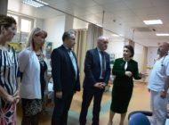 A fost redeschisă secţia IV a Spitalului de Pediatrie Piteşti