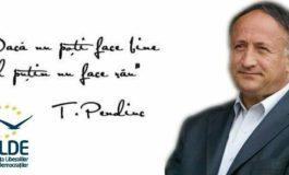 Pendiuc și-a tras slogan de campanie… Are dreptate ?