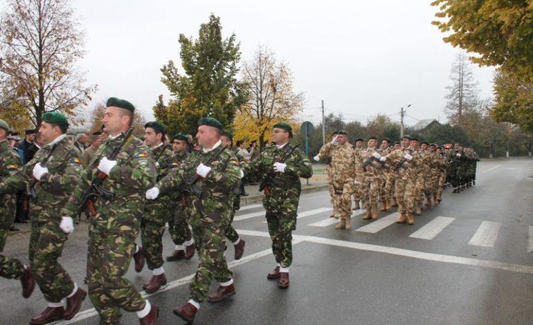 De la 1 ianuarie va puteti angaja in armata – Posturi pentru toata lumea