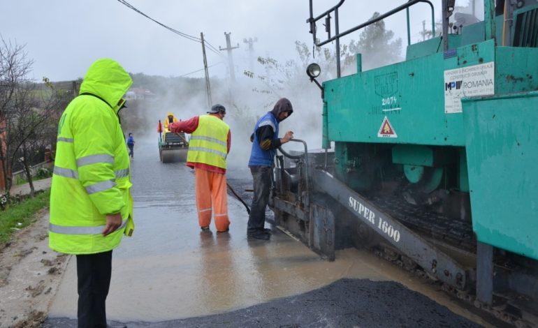 Consilierii locali vor aproba lucrarile din acest an – Vezi unde incep asfaltarile