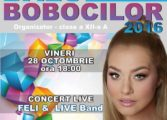 FELI - invitata de onoare la Balul Bobocilor de la CNVV - Vezi cum poti ajunge la concert