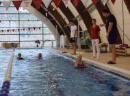Cursuri gratuite de înot la Mioveni