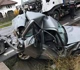 Accident in Arges - 5 autovehicule implicate !