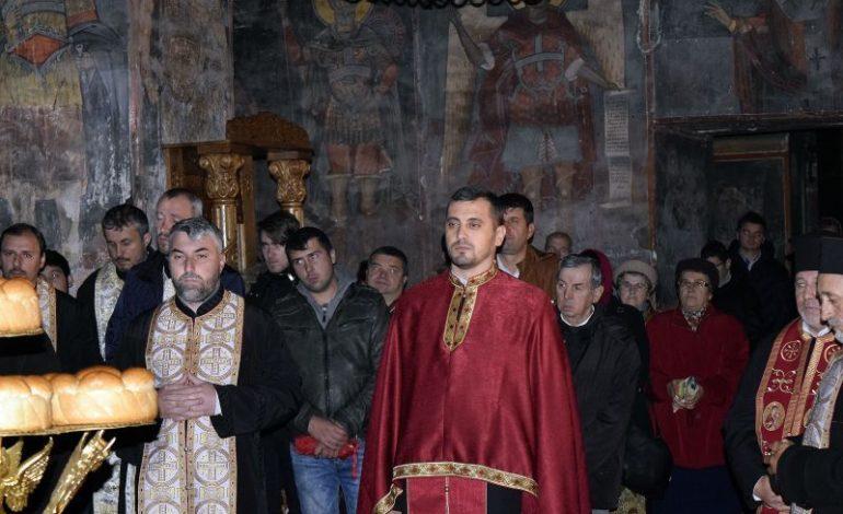 Hram la Biserica Domneasca – Sute de credinciosi au participat la eveniment