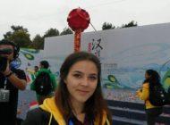 Eliza Tudor reprezinta Argesul la concursul international de limba chineza