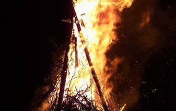 Focurile se vor aprinde în tot judeţul Argeş
