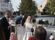 Andreea Răducan s-a măritat! Cum arată în rochia de mireasă și ce invitați de marcă are fosta gimnastă