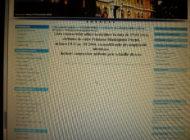 Pagina de web a Primăriei Piteşti se blochează la secţiunea achiziţii publice
