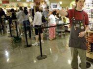 Cum să alegi cea mai rapidă coadă la supermarket