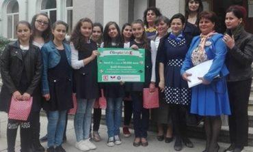 Felicitări ! Școala din Băbana a câştigat un premiu de 20.000 de euro - VEZI CE AU FACUT CU BANII