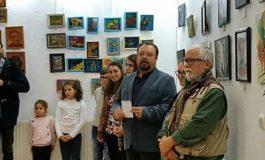 Expozitie de exceptie la CCA - Cei mai mici artisti au incantat publicul