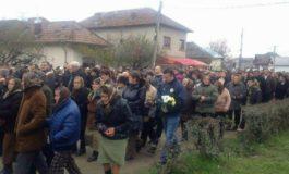 Valuri de tristețe la înmormîntarea primarului Nicolae Smadu