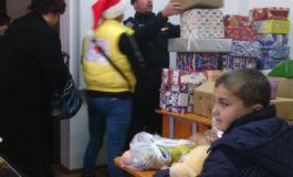 Povestea ursuleţului de pluş dăruit de Moş Crăciun unul copil cu nevoi speciale