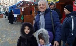 Mos Nicolae si Mihai Constantinescu au ajuns aseara in fata CJ Arges
