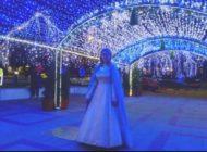 Crǎiasa Zǎpezii anunţǎ aprinderea iluminatului festiv la Mioveni