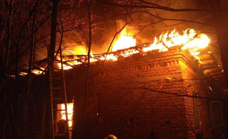 De la prima ora, doua incendii in Arges