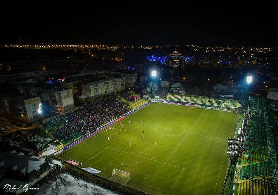 Victorie la scor de neprezentare pentru CS Mioveni