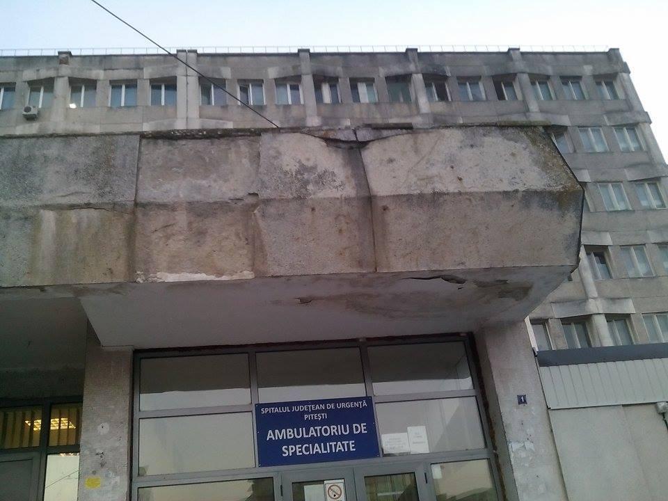 INTERZIS CARDIACILOR – Imagini horror la Spitalul Judeţean Argeş