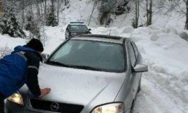 Acum! Turisti blocati pe munte