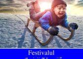"""Vino la Festivalul """"Amicii Zăpezii"""" pe pârtia de la Dealu Sasului - Distracţie şi mişcare în aer liber"""