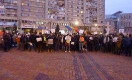 Maine, protest la Curtea de Argeş împotriva Guvernului Grindeanu - TU PARTICIPI ?