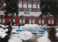 Unic in Romania - La Curtea de Arges artezienele pornite la -18 grade