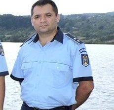 Viorel Dumitru, seful Ordinii Publice al Politiei Curtea de Arges