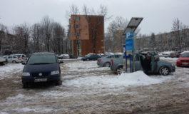 Nu se mai plătesc locurile de parcare din Piteşti pe perioada iernii