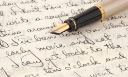 Modul în care redactezi patru litere spune totul despre personalitatea ta