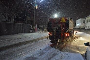 Primarul Georgescu, mesaj de ultima ora privind starea drumurilor